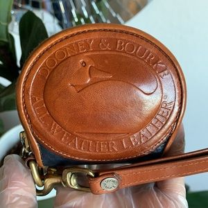 ON HOLD RESERVED Dooney & Bourke Large Duck Seal